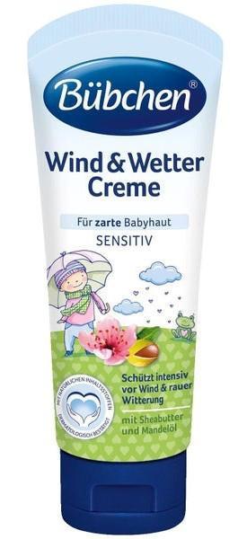Bübchen Skincare GmbH Bübchen Wind & Wetter Creme sensitiv 07670991