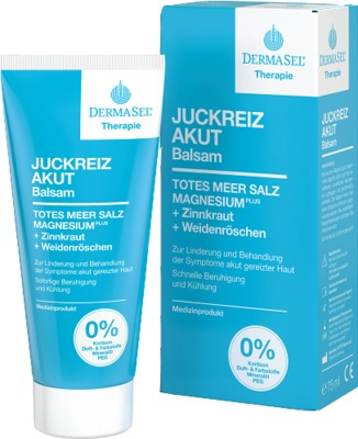 Fette Pharma GmbH DERMASEL Therapie Balsam Juckreiz Akut 12382509