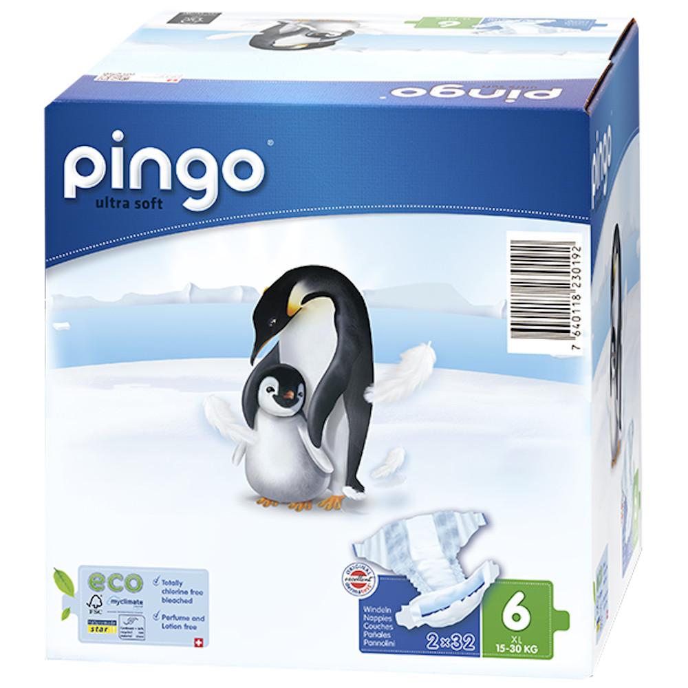 BIO WINDELN XL Jumbo 15-30 kg Pinguin PINGO SWISS