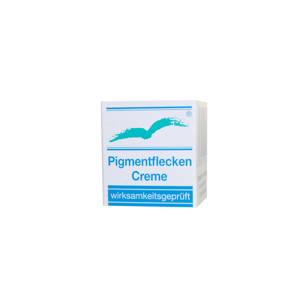 Pigmentflecken Creme