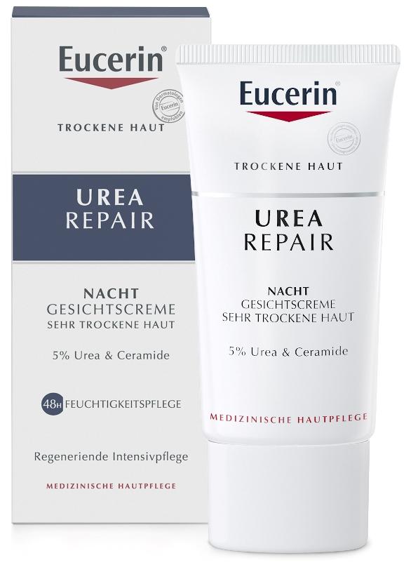 Beiersdorf AG Eucerin Eucerin UREA REPAIR GESICHTSCREME NACHT 5% 15294349