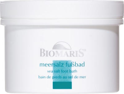Biomaris GmbH & Co. KG BIOMARIS Meersalz Fußbad 08722709