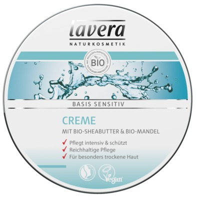 Laverana GmbH & Co. KG LAVERA basis sensitiv Creme dt 10787828