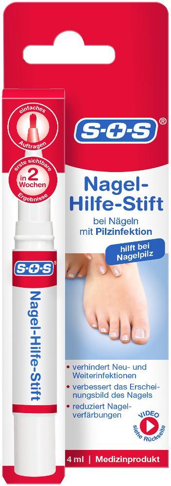 DISTRICON GmbH SOS Nagelhilfe Stift 10232898