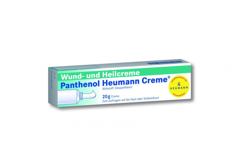 HEUMANN PHARMA GmbH & Co. Generica KG Panthenol Heumann 03491487