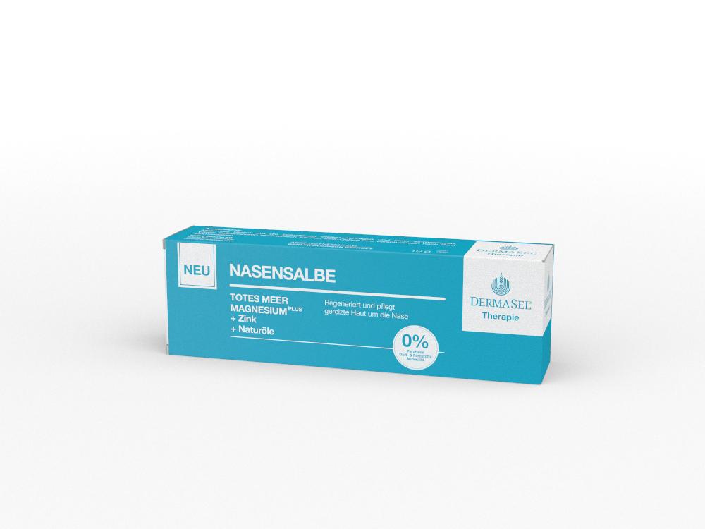 Fette Pharma GmbH DERMASEL Therapie Totes Meer Nasensalbe 14242422