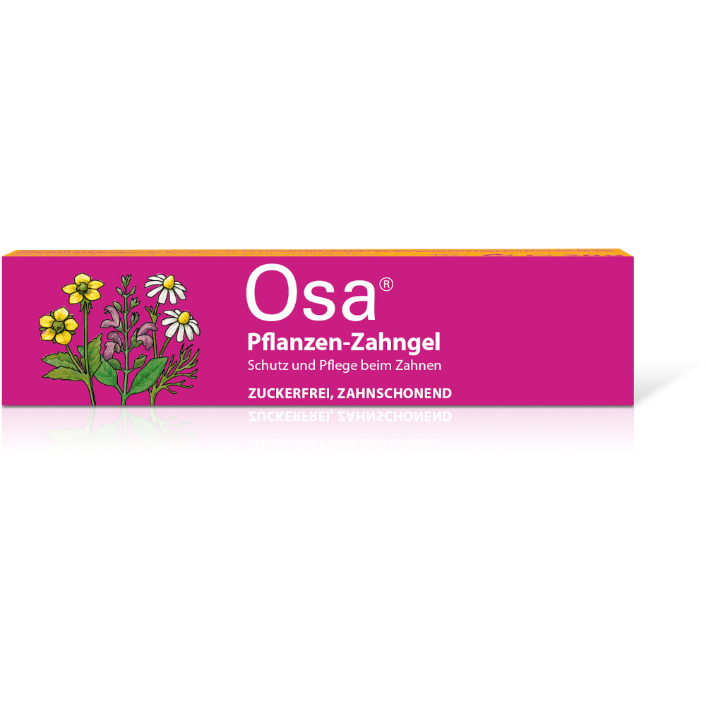 Hermes Arzneimittel GmbH Osa Pflanzen-Zahngel 08474364