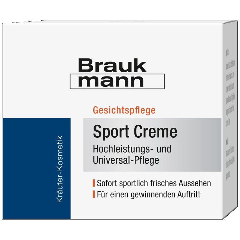 Hildegard Braukmann Braukmann Sport Creme 80200687