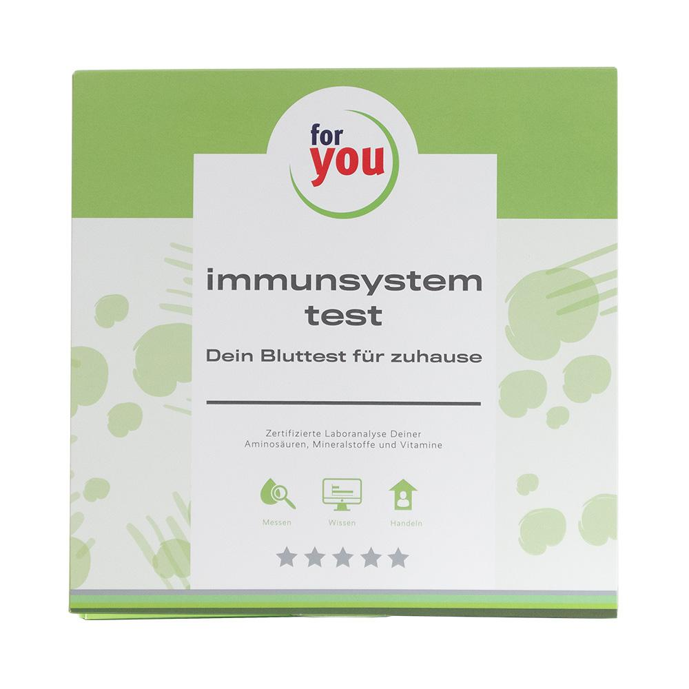 For You eHealth GmbH for you immunsystem-test 16799152