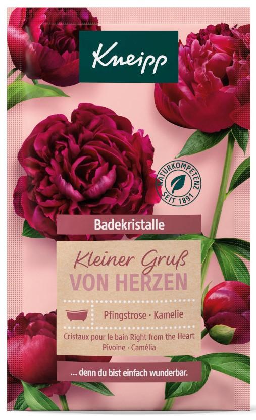 Kneipp GmbH Kneipp Badekristalle kleiner Gruß VON HERZEN 16201284