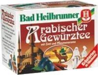Bad Heilbrunner Naturheilmittel BAD HEILBRUNNER Tee arabischer Gewürztee Fbtl. 02410788
