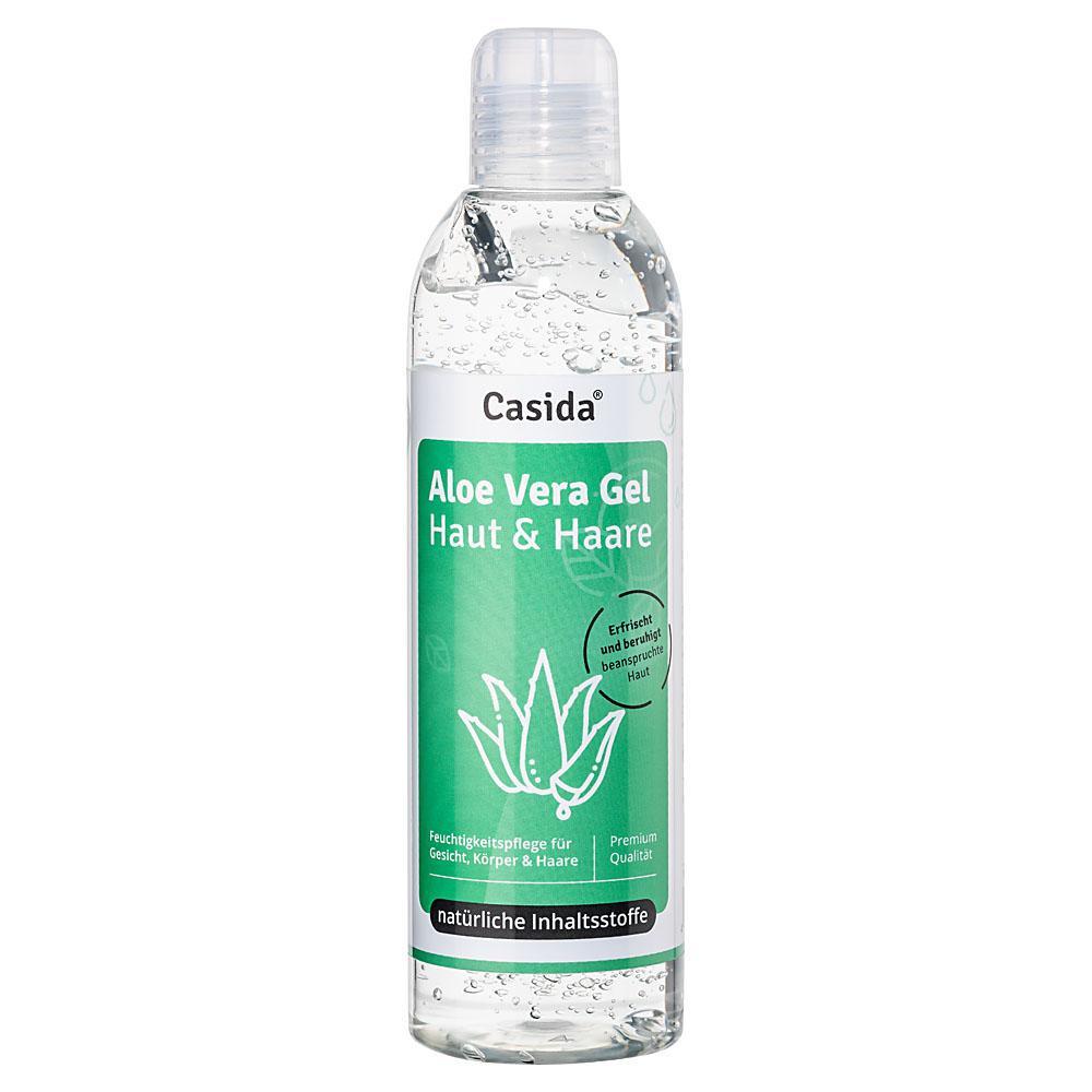 Casida GmbH & Co. KG Aloe Vera Gel Haut & Haare 16573212