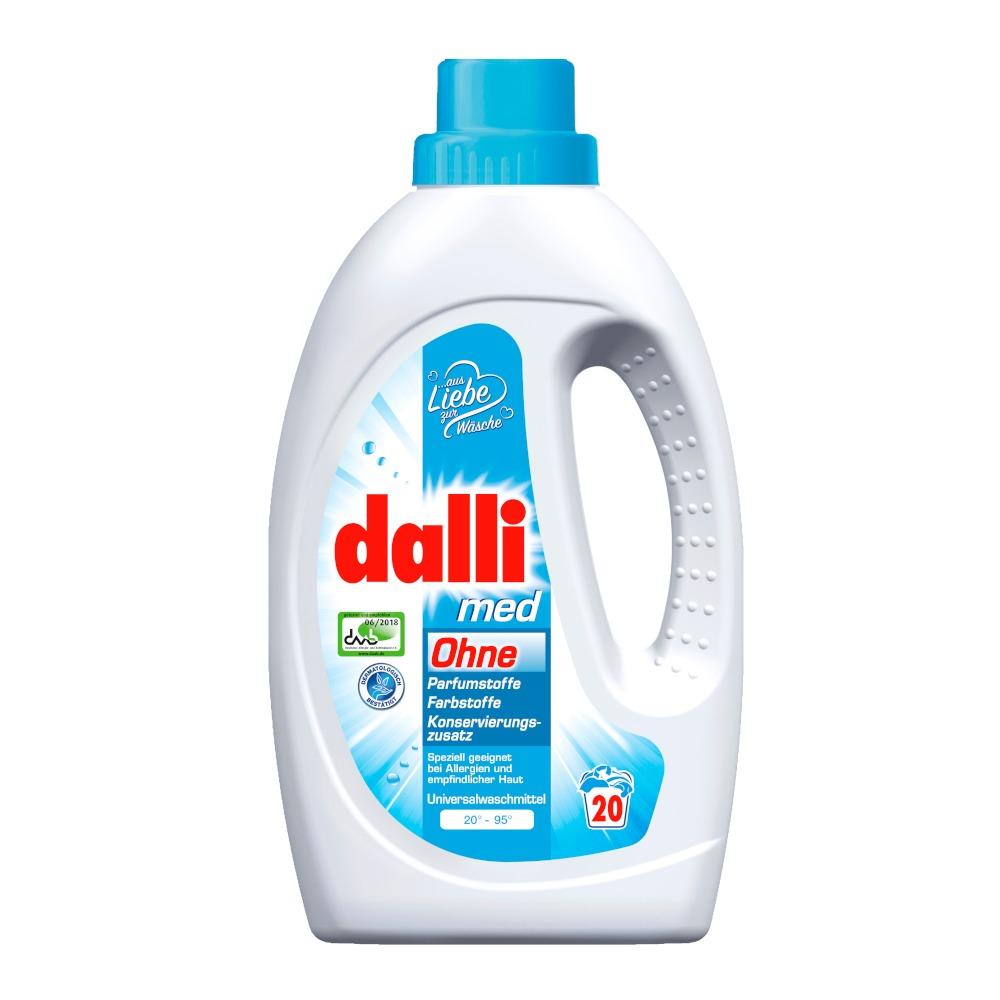 0 Allergiker-Waschmittel Dalli med Flüssig 81884044