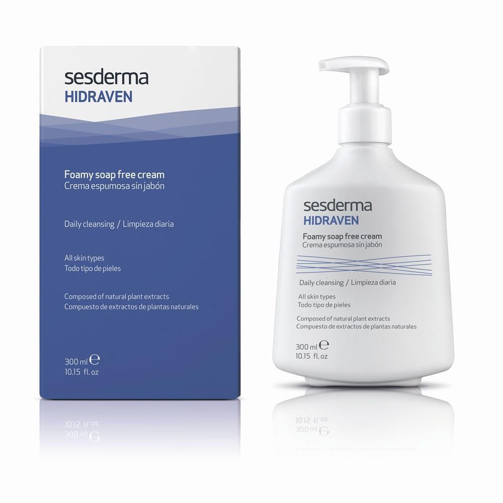 Sesderma S.L. Hidraven Foamy Soap Free Creme 14034037