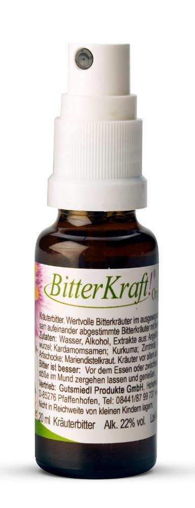 Gutsmiedl Hildegard-Produkte BitterKraft Spray 15262668