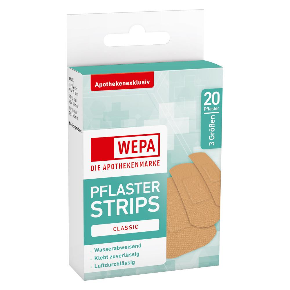 WEPA Apothekenbedarf GmbH & Co. KG WEPA PFLASTER STRIPS CLASSIC 16233858