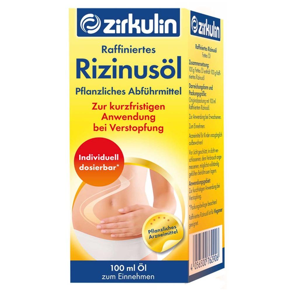 DISTRICON GmbH Zirkulin Rizinusöl 15743847