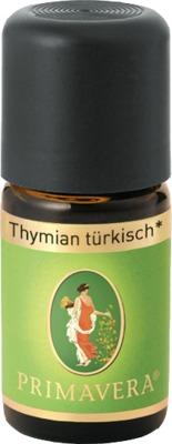 Primavera Life GmbH THYMIAN ÖL türkisch kbA ätherisch 00722124