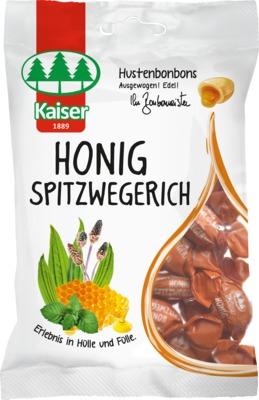 Fr. Kaiser GmbH Drei-Tannen-Werk KAISER Honig-Spitzwegerich Bonbons 02482003