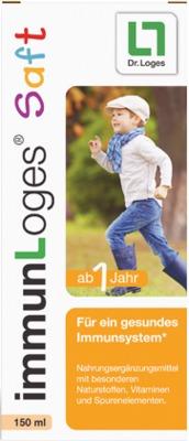 Dr. Loges + Co. GmbH IMMUN LOGES Saft 11302572
