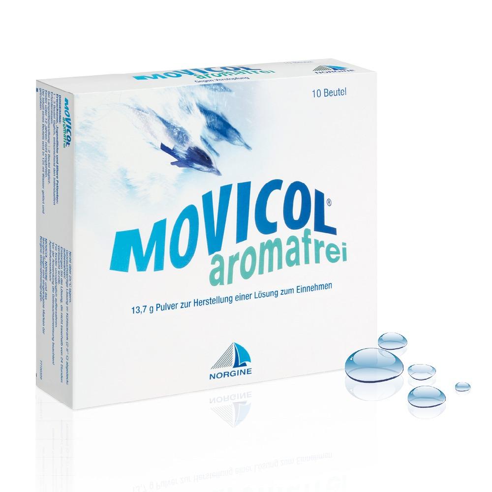 Norgine GmbH MOVICOL aromafrei Pulver 12742474