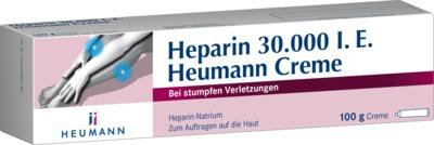 HEUMANN PHARMA GmbH & Co. Generica KG Heparin 30000 I.E. Heumann 07466919