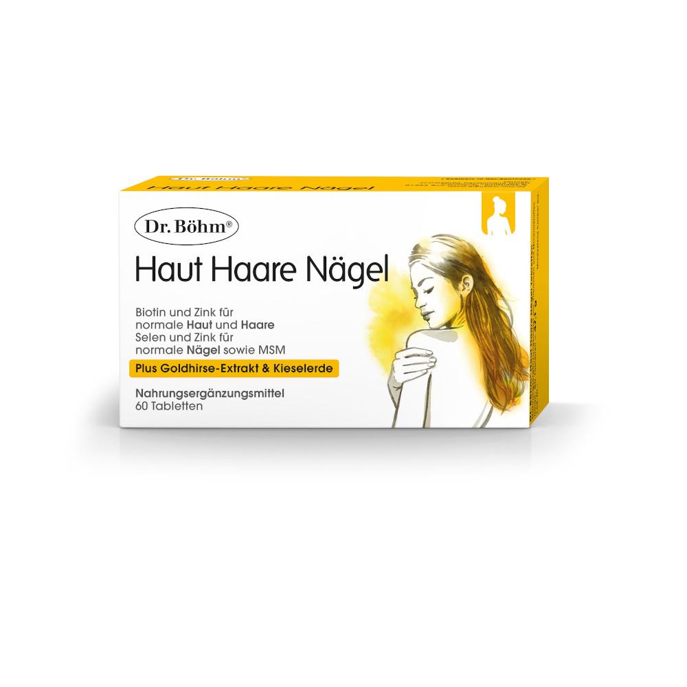 Apomedica Pharmazeutische Produkte GmbH Dr.Böhm Haut Haare Nägel 15390975