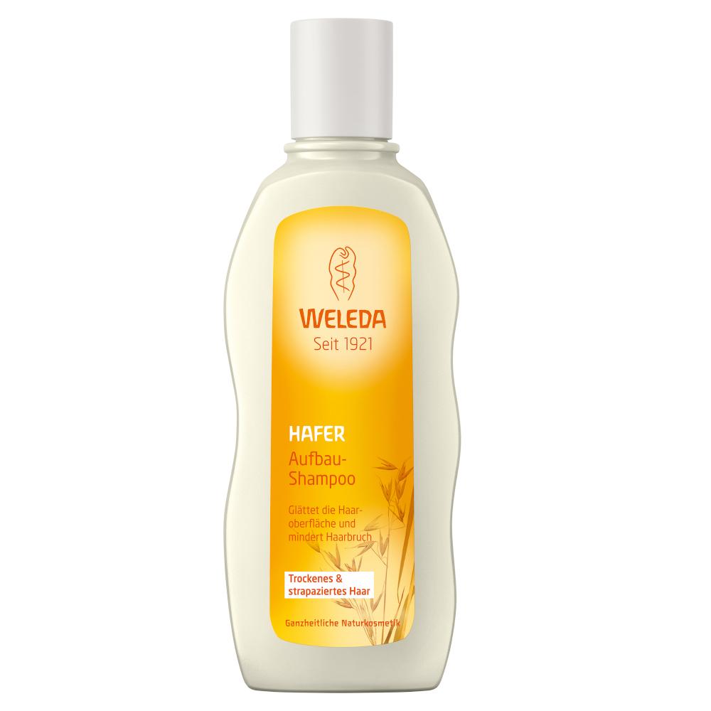 Weleda AG WELEDA Hafer Aufbau-Shampoo 09924237