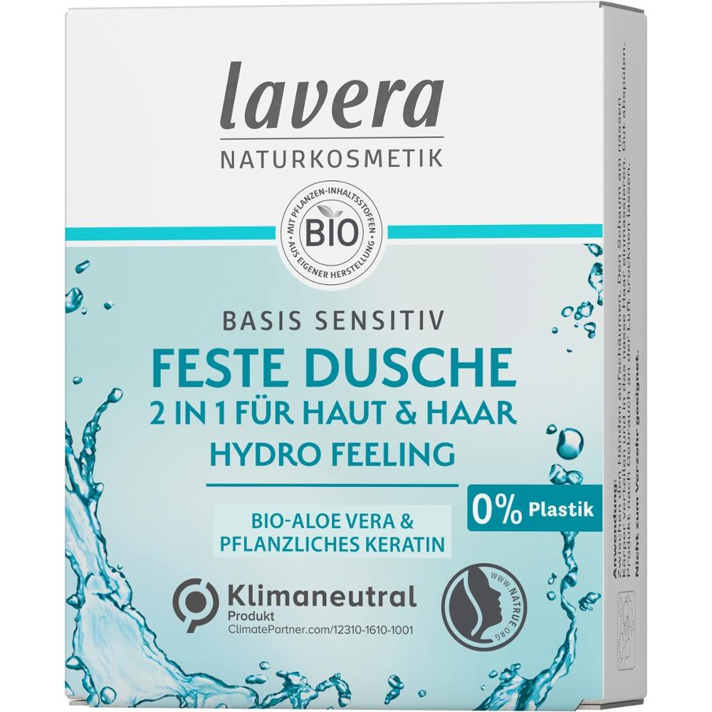 Laverana GmbH & Co. KG lavera FESTE DUSCHE Bio-Aloe Vera + pflanzliches Keratin 16700981