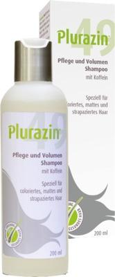 Green Offizin S.r.l. PLURAZIN 49 Pflege+Volumen Shampoo 12394205