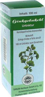 Sanum-Kehlbeck GmbH & Co. KG GINKGOBAKEHL Tropfen 04770918
