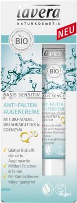 Laverana GmbH & Co. KG LAVERA basis sensitiv Augencreme Q10 dt 10787768