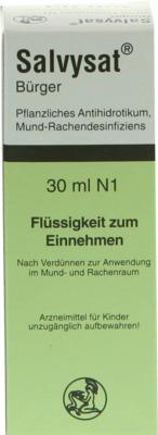 Johannes Bürger Ysatfabrik GmbH Salvysat Bürger 00899029