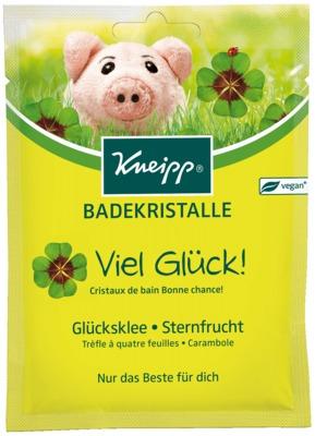 Kneipp GmbH KNEIPP BADEKRISTALLE viel Glück 12359249