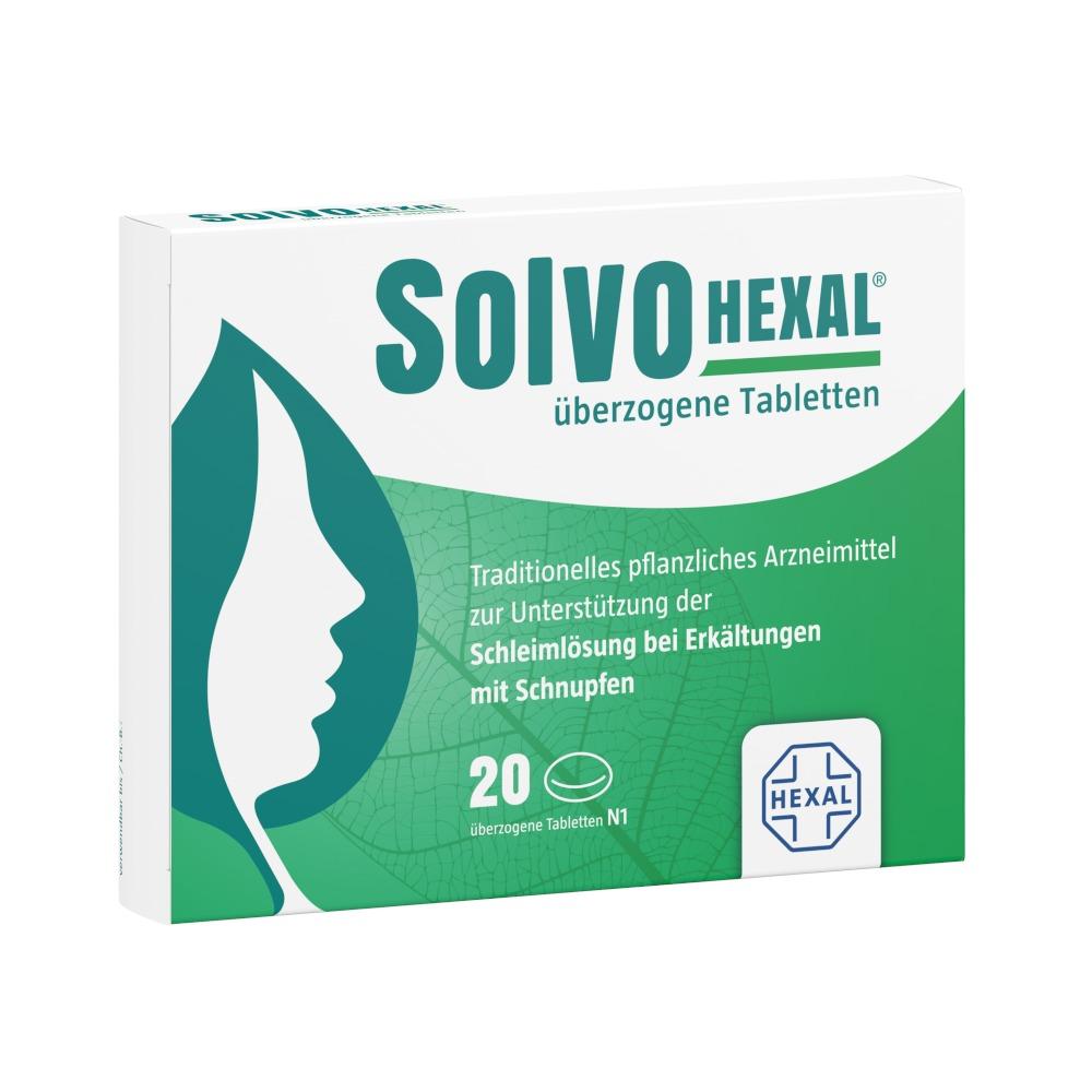 Hexal AG SolvoHEXAL 11606409