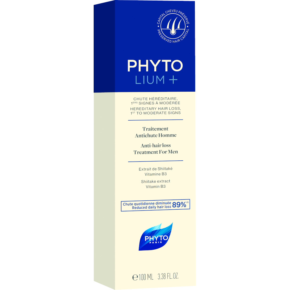 Laboratoire Native Deutschland GmbH PHYTOLIUM+ Anti-Haarausfall Kur genetischer Haarausfall 16804249