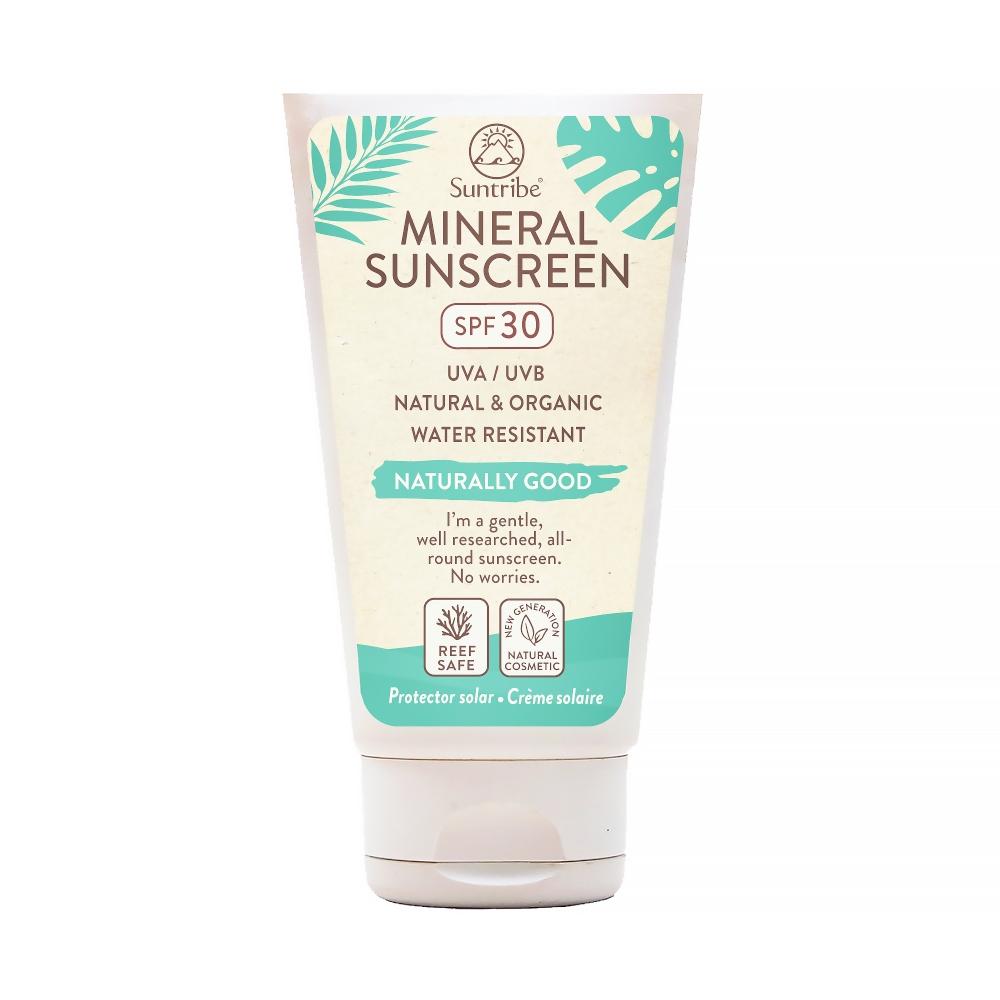 Suntribe AB Suntribe Mineralische Bio-Sonnencreme Körper & Gesicht LSF 30 16703092