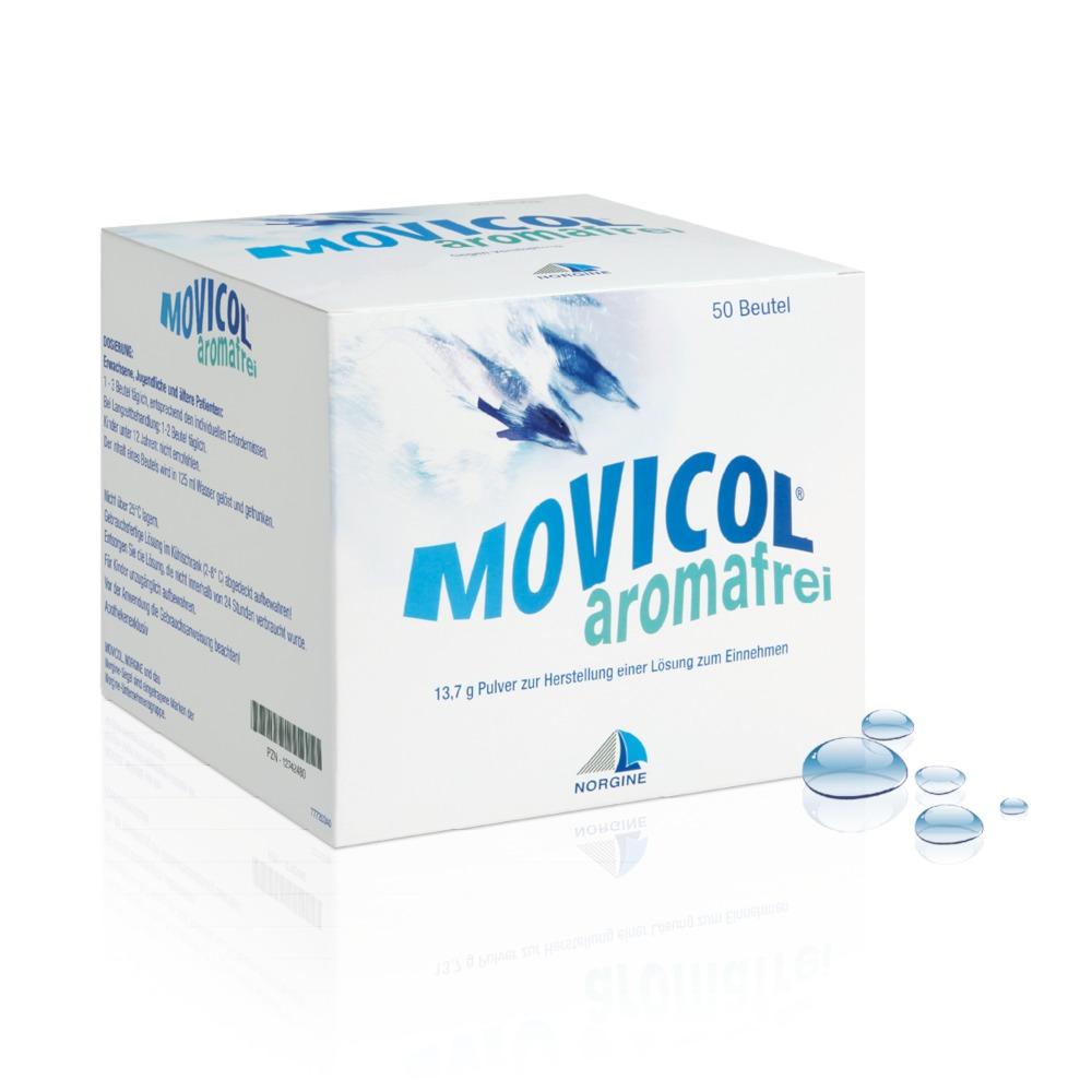 Norgine GmbH MOVICOL aromafrei Pulver 12742480