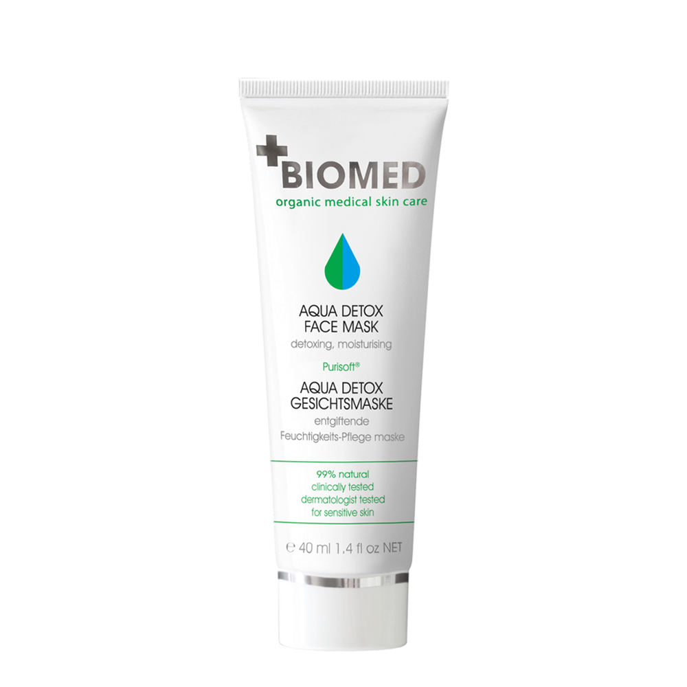 Biomed Aqua Detox Gesichtsmaske