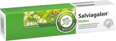 MEDA Pharma GmbH & Co. KG SALVIAGALEN Zahncreme Madaus 11551826