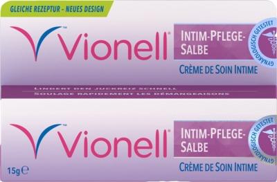 Pharma Netzwerk PNW GmbH VIONELL Intim Pflege-Salbe 01027828