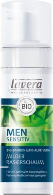Laverana GmbH & Co. KG LAVERA Men sensitiv milder Rasierschaum 01927058