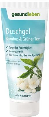 GEHE Pharma Handel GmbH GESUND LEBEN Duschgel Bambus & Grüner Tee 11652295