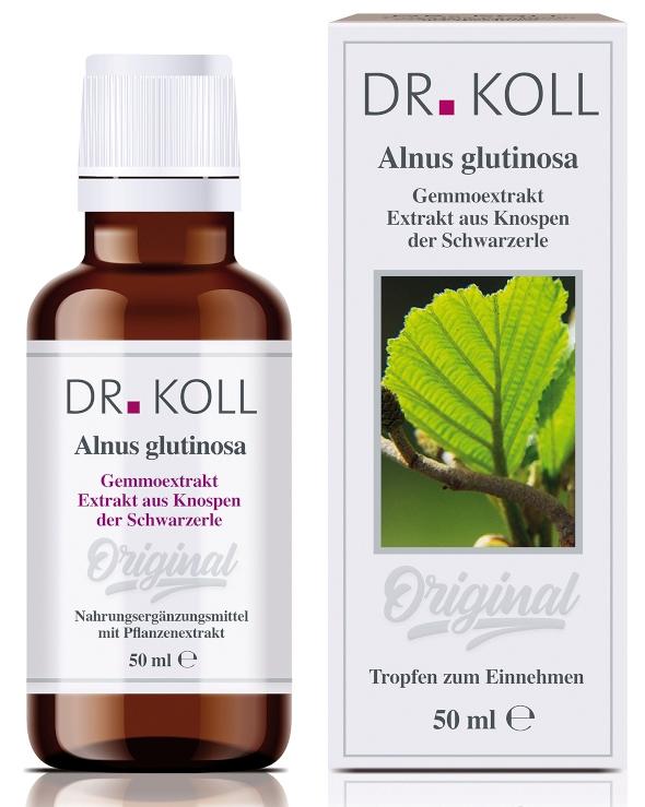 Dr. Koll Biopharm GmbH Gemmoextrakt Schwarzerle 12533109