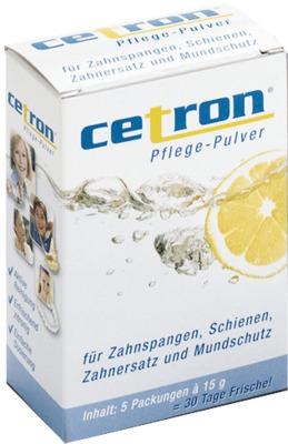 Scheu-Dental GmbH CETRON Reinigungspulver 03038380