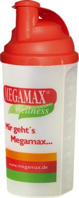 Megamax B.V. MEGAMAX Mixbecher rot 08711634