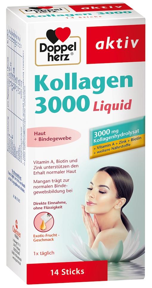Doppelherz Kollagen 3000 Liquid