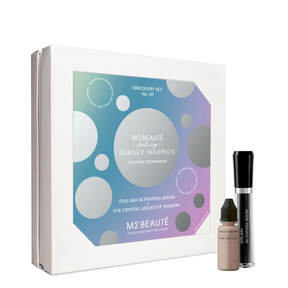 M2Beaute M2 BEAUTE Eyelash Activating Serum Wimpernserum 81885546