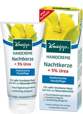 Kneipp GmbH KNEIPP Handcreme Nachtkerze+5% Urea 09101961