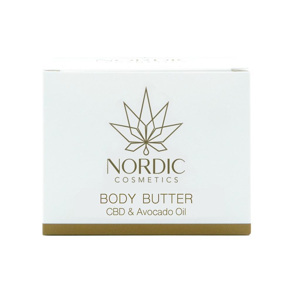 ST Global GmbH NORDIC Cosmetics CBD Bodybutter 16488570
